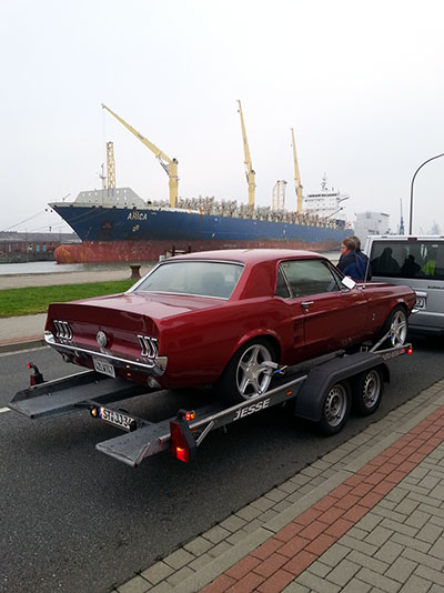 Ford Mustang Oldtimer Verkauf Ibbenbüren